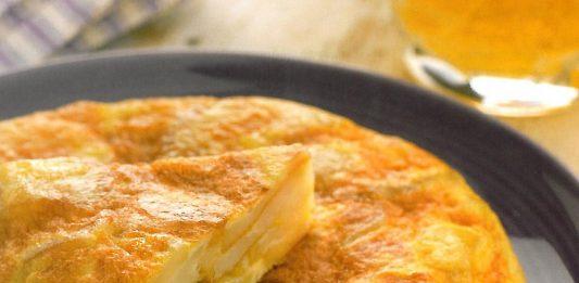 receta tortilla de patata