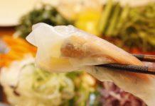 Rollitos de Verduras con salsa agridulce
