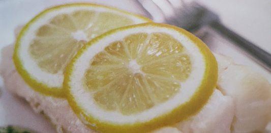 Bacalao al horno con limón