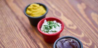 Recetas de cocina, salsas
