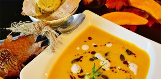 Recetas de sopas y caldos
