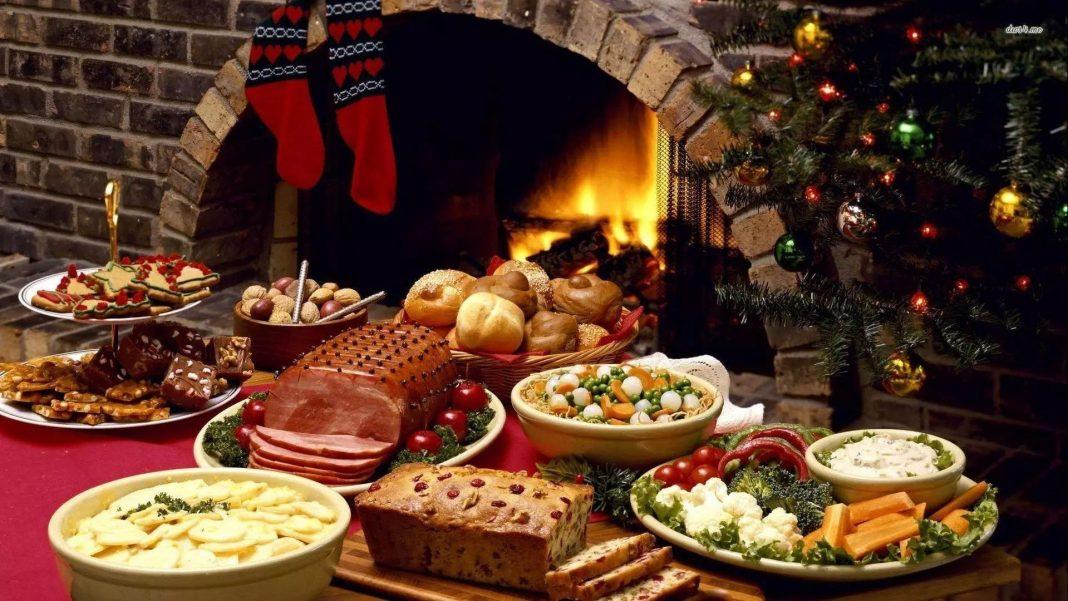 platos típicos de Navidad